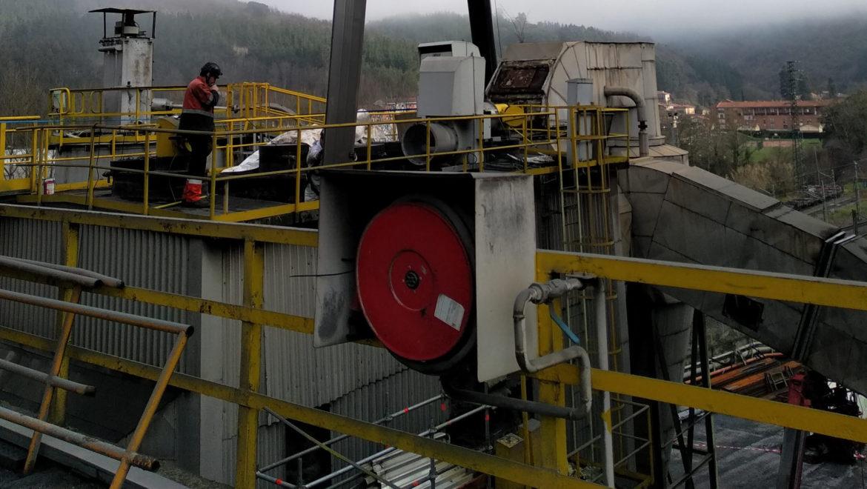 Glefaran Biomasa aborda el revamping de caldera con una parada técnica prevista de 35 días