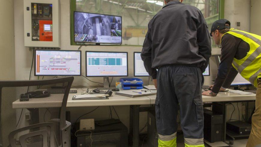 35 personas trabajamos día a día para generar energía eléctrica renovable con biomasa forestal